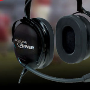 Sideline Power Elite Headsets